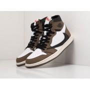 Кроссовки Nike Air Jordan 1 x Travis Scott